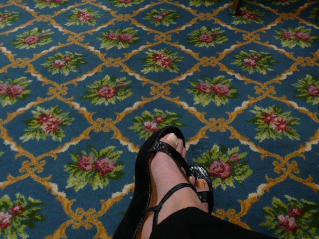 Hotel Carpeting