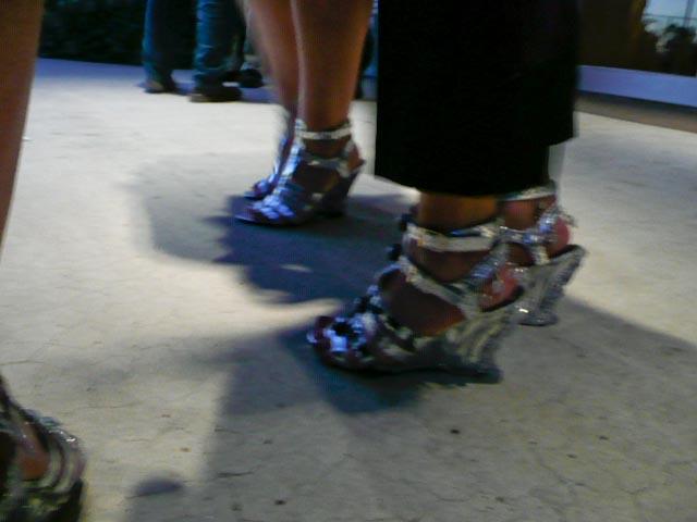 Galactic Footwear