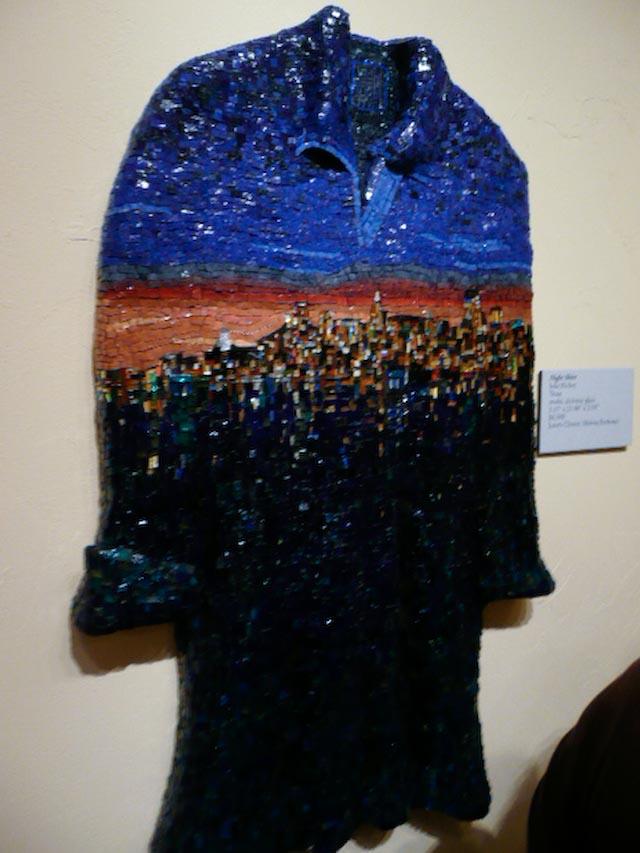 Double Entendre: Night Shirt by Julie Richie, got a Juror's Award