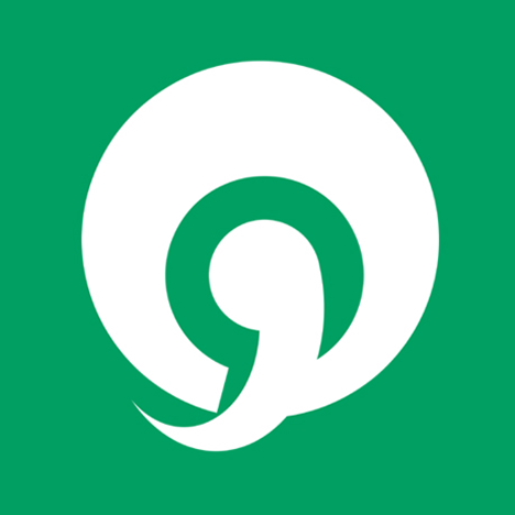 Abiko's logo uses a stylized katakana ア (a) that symbolizes Lake Tega.