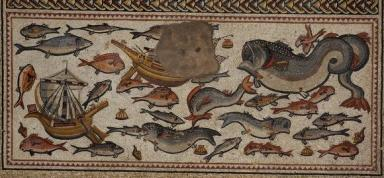 Roman Mosaic Should It Stay Or Should It Go Lillian