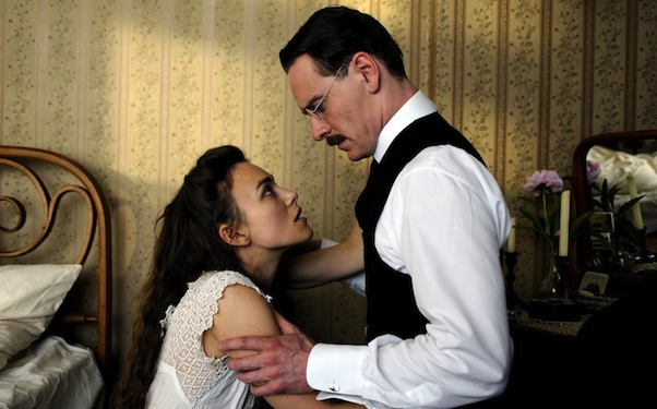 "Photo: ""A Dangerous Method,"" Recorded Picture Company, 2011."