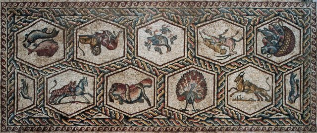 Upper Panel of LOD MOSAIC