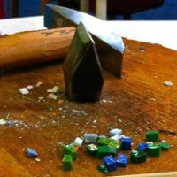 Introduction to Smalti Mosaics