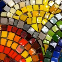 Craving Color? New mosaic courses!