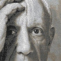 Mid-Century Mosaics of Pablo Picasso