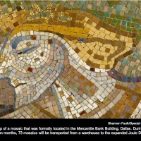 Midcentury Mosaics Saved from the Wrecking Ball