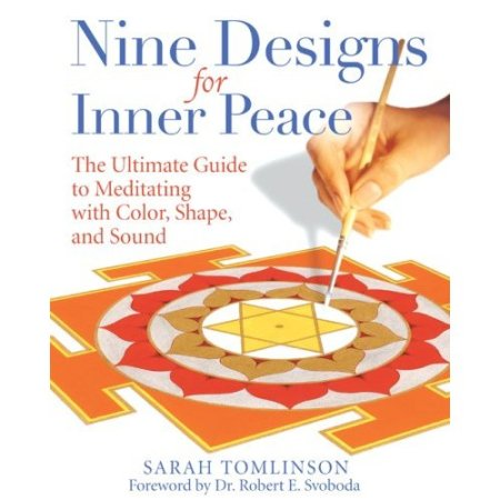 Nine Designs for Inner Peace by Sarah Tomlinson