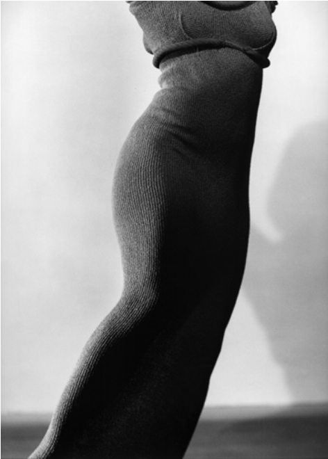 Barbara Morgan: Martha Graham - Extasis, 1935